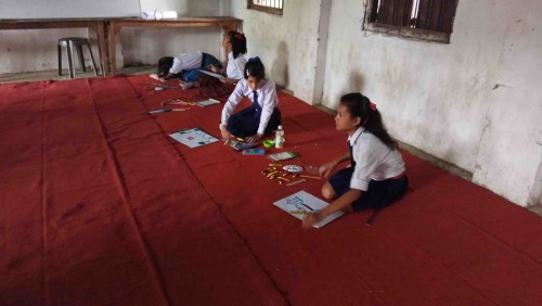 365 Days Activities at School level hel at Nilapadma Higher Secondary School, Sekmai on 19th June, 2