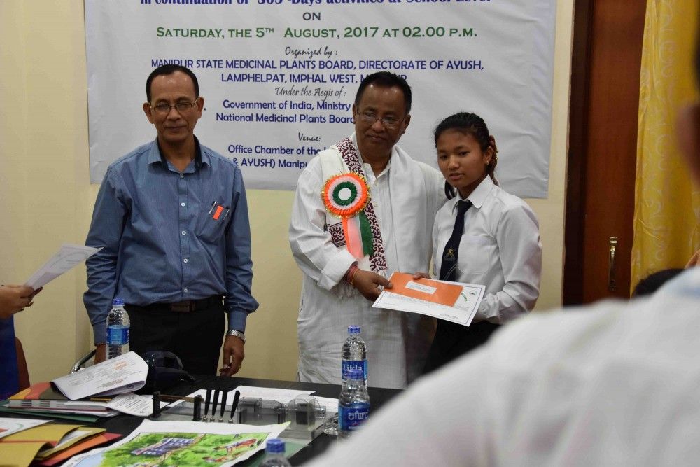 Prize Distribution Ceremony in continuation of